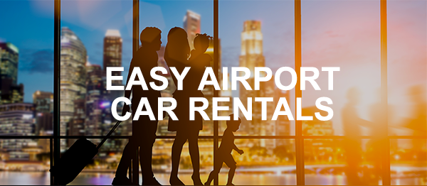 Airport Car Rentals Thrifty