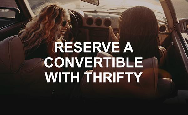 Convertible Rental