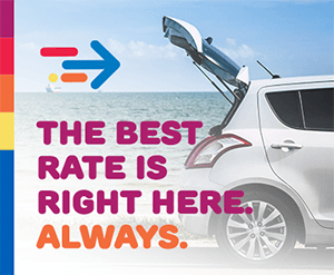Thrifty Car Rentals >> Best Rate Guarantee Always Save With Thrifty Car Rental