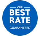 Best rate. Right here.