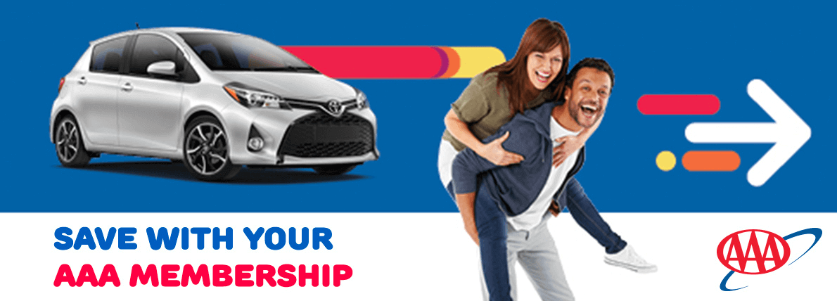 Aaa Member Car Rental Discounts Thrifty