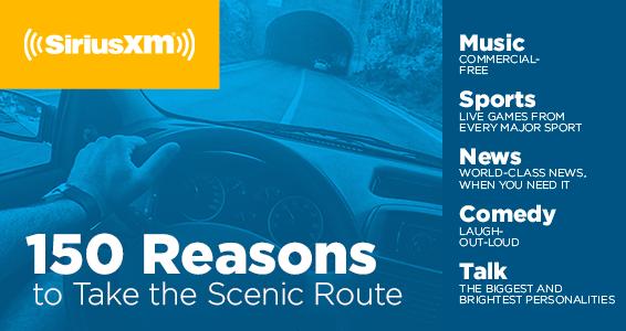 Sirius Xm Radio Rent A Car Thrifty