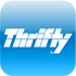 Thrifty iPhone Logo