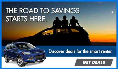 The road to savings starts here.