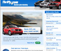 Thrifty Car Rental Blue Chip Rewards Sign Up